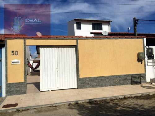 Casa Em Condomínio Fechado Na Penha Campos Dos Goytacazes - 9124