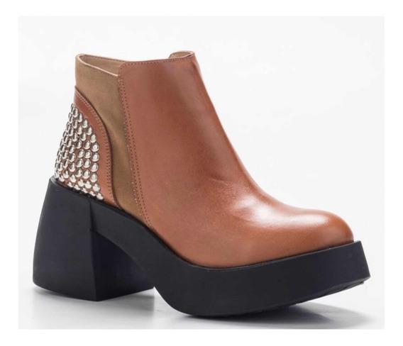 Botas Zapatos Borcegos Solo En Tallé 36
