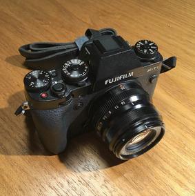 Corpo De Camera Fuji X-t1 Estado De Zero !