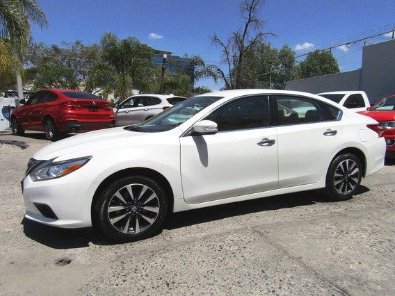 2017 Nissan Altima Sense