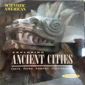 Cd Rom Multimidia Ancient Cities Da Scientific American