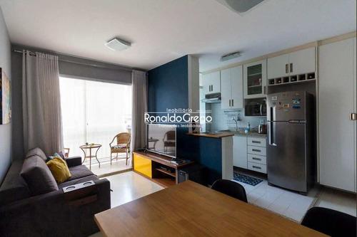 Apartamento Com 2 Dorms, Vila Alexandria, São Paulo - R$ 480 Mil - V3870
