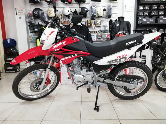 Moto Keller Miracle Enduro 150
