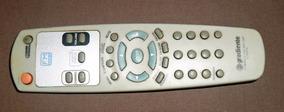 Controle Remoto Original Da Gradiente Tv Modelo:g-1420fm