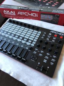 Controladora Akai Apc40 Mk2