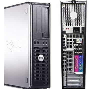 Cpu Dell Optplex 755 Core 2 Quad Q9400 8gb Hd 250 Gt 310