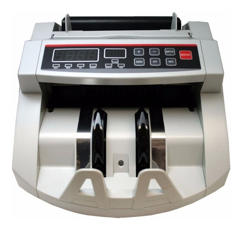 Máquina Para Contar Billetes Con Detector De Billetes Falsos