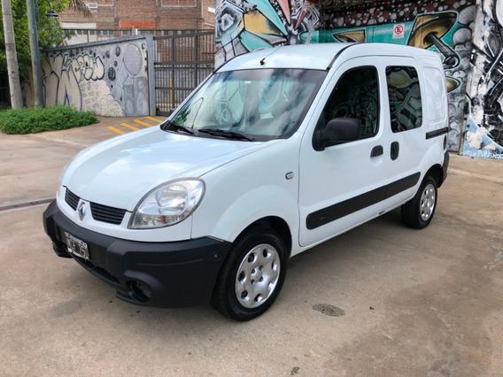 Renault Kangoo Furgon 5 Asientos Financiada $80.000 Y Cuotas