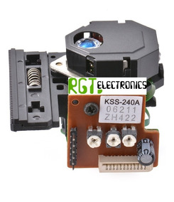 Leitor Kss 240a Sega Cd, Mega Cd / Neo Geo Cd Front Loader