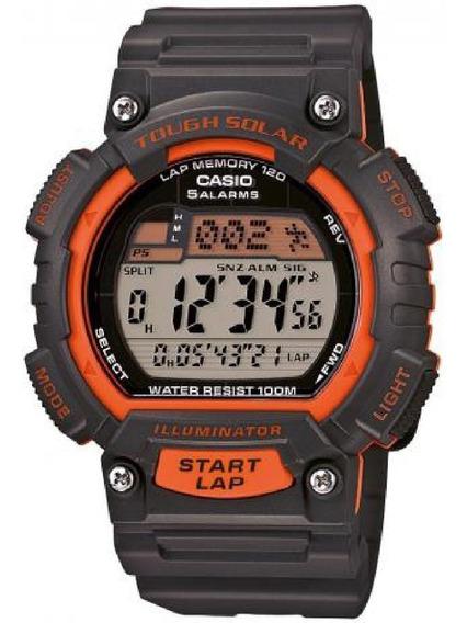 Relógio Casio Stl-s100h-4avdf *tough Solar