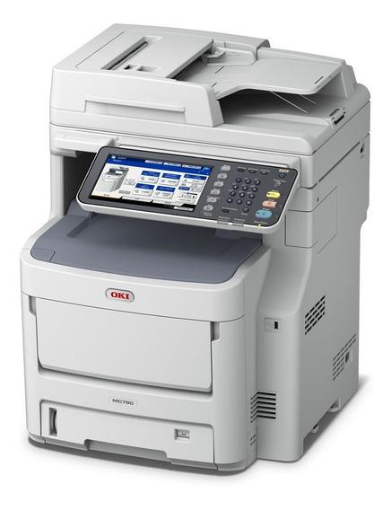 Multifuncional Oki Mc 780 Usada