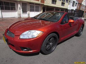 Mitsubishi Eclipse Gs Convertible At 2400cc Coupe
