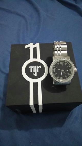 Relógio Champion Njr Com Predinhas Original Masculino