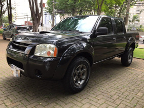 Nissan Frontier 2.8 Xe Attack 4x4 Cd Turbo Diesel 4p Manual