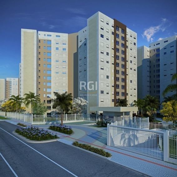 Apartamento Em Marechal Rondon Com 2 Dormitórios - Vz4905