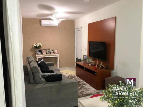 Casa Com 3 Dormitórios À Venda, 90 M² Por R$ 350.000,00 - Jardim Esmeralda - Marília/sp - Ca0427
