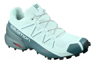 Zapas Salomon Speedcross 5 Mujer - Trail Running - Salas