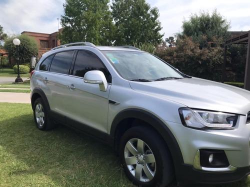 Chevrolet Captiva Lt 2017