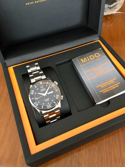 Reloj Mido Multifort Doble Corona