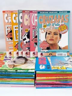 Libro Revista Pasa Tiempo Cruzadas