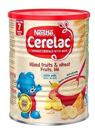 Imagen 1 de 4 de Brand: Nestle Cerelac Infant Cereal, Mixed