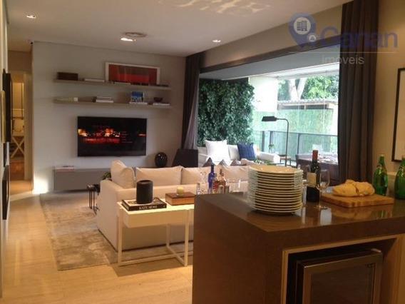 Cobertura Com 3 Dormitórios À Venda, 156 M² Por R$ 1.740.000 - Brooklin - São Paulo/sp - Co0217