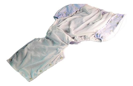 2 Calças Plástica Geriátrica 1011