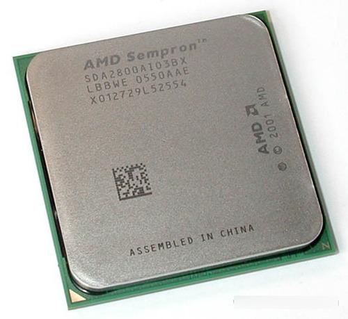 Imagem 1 de 1 de Amd Sempron 2800+ 1.6ghz Sda2800ai03bx Socket 754 Usado