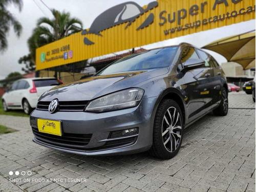 Volkswagen - Golf 1.4 Tsi Variant Comfortline 16v 2015