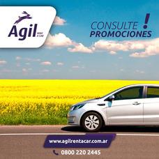 Alquiler De Autos En Pilar - Promociones Semana Santa