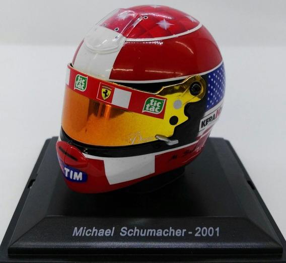 Cascos Grandes Premios F1 Nº 28 M. Schumacher