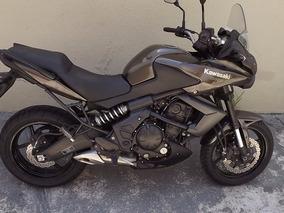 Kawasaki Versys 650 2013 Marrom
