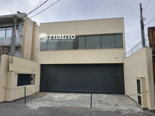 Imagem 1 de 14 de Prédio Comercial 350 M² 2 Entradas 8 Vagas Próximo A Marginal Tietê Para Venda Em Limão São Paulo-sp - 130088