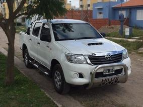 Toyota Hilux 2.5 Cd Dx Pack I 120cv 4x2 - H3
