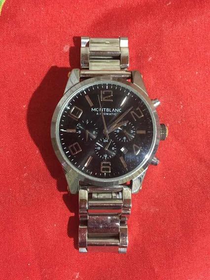 Relógio Montblanc Timewalker - 300 De Desconto