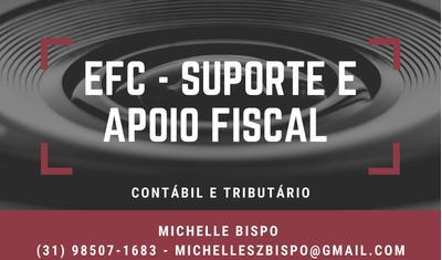 Efc - Suporte E Apoio Fiscal.
