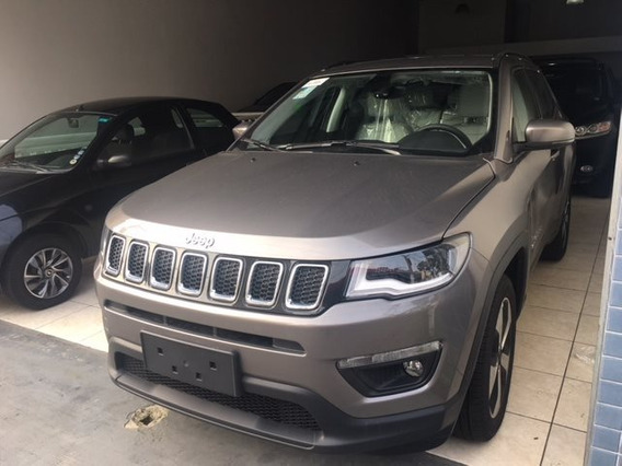 Jeep Compass 2.0 16v Flex Longitude 2019/2020
