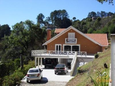 Linda Casa Em Bairro Nobre Da Cidade - Cv0398 - 4534316