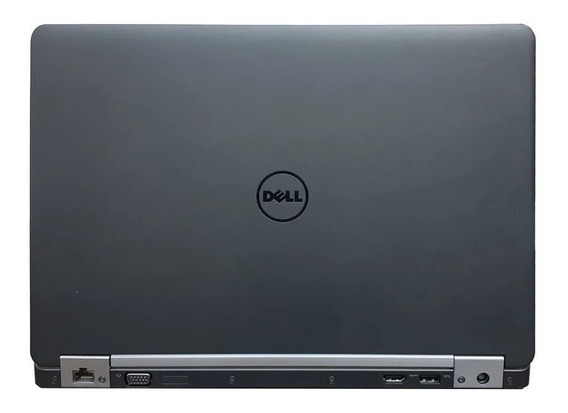 Notebook Dell Latitude E5470 - 8gb Ddr4 - Ssd 120gb - Hdmi