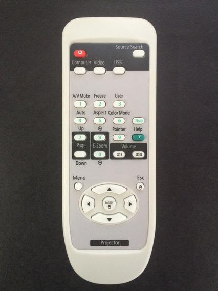 Controle Remoto Projetor Epson Universal S12 X24 S10 W18 X14