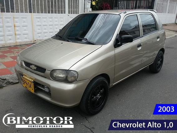 Chevrolet Alto 1,0l