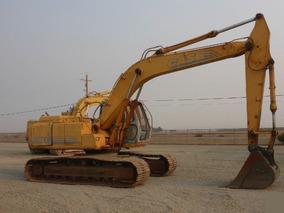 Excavadora Sobre Orugas Case Maquinaria Pesada