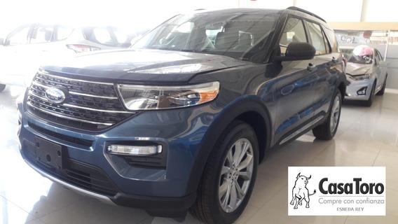 Ford Explorer Xlt 4x4 2020 Casatoro- Er