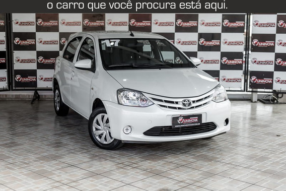 Toyota Etios X 1.3 16v Flex 2017