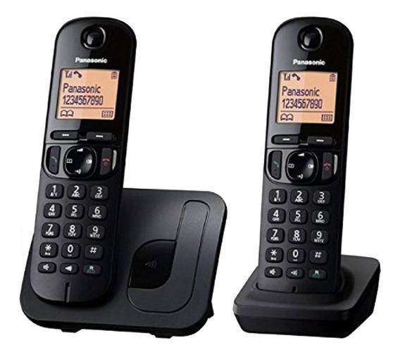 Teléfono Inalámbrico Kxtgc-212 Tecnología Dect Panasonic