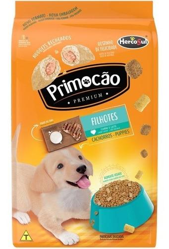Imagen 1 de 1 de Primocao Premium Filhotes 20 Kg (carne Y Leche)