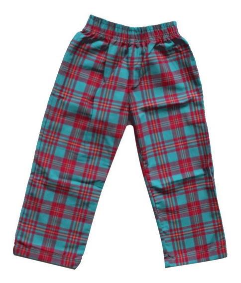 Pantalon Elepants Viyela Colores Varios Niños