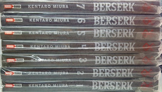 Berserk - Tomo 1 Al 7 - Kentaro Miura - Panini Argentina