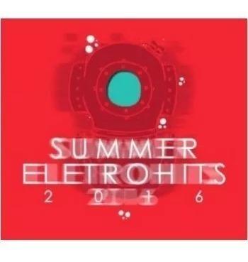 Cd Summer Eletrohits 2016