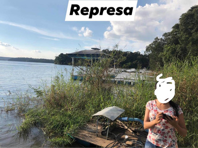 Linda Chácara Na Beira Da Represa De Ibiuna
